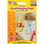 Cartão De Suspensão Pad - Natal Pads 7mmx 7mmx 1mm 144 Per
