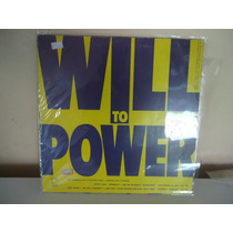 Disco De Vinil - Seleções Internacional - Will To Power
