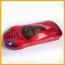 Caixa De Som Usb - Ferrari