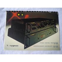 Cp 800 Ma800 Cygnus-manual Original - Tb Gradiente Polyvox