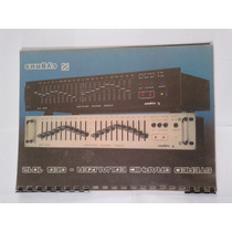 Manual Original Equalizador Cygnus Geq 1012