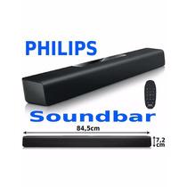 Soundbar Caixa De Som Philips 40w Modelo Htl2101x/78 Novo