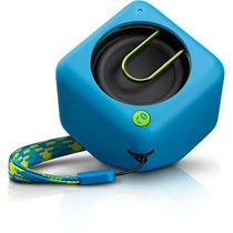 Caixa De Som Philips Bluetooth Bt1300a/00 Azul