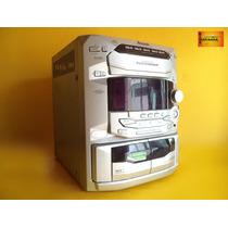 Aparelho De Som Panasonic Sa-ak570 ( Parado - Peças )