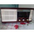 Radio Antigo Anos 60 Funcionando 100%perfeição E Estética..