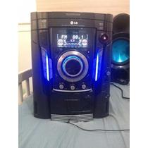 Mini Hi-fi System Lg - Mct 704 - 1200w Rms