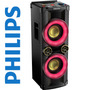 Som Potente Residencial Philips Cd/usb/aux/bluetooth 900w