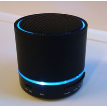 S08u Aparelho De Som Bluetooth/hands-free/call/3w/tf/card/in