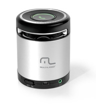 Caixa De Som Multilaser 10w Rms Aux Mini Bluetooth Sp155