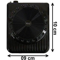 Amplificador De Voz Para Professores - Microfone Portatil.