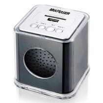 Caixa De Som Portátil - Music Box - Multilaser - Sp 102