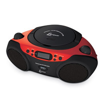 Som Portátil Lenoxx Com Rádio Am / Fm, Cd, Mp3 Usb - Bd126