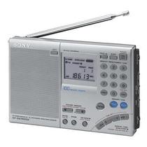 Rádio Mundial Receptor Multi-band Sony Icf Sw7600gr
