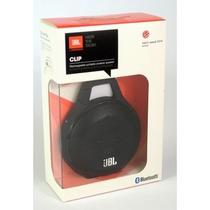 Caixa Som Jbl Clip Bluetooth Viva Voz Novo Wirelless