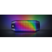 Jbl Pulse Caixa De Som Portatil Wireless Bluetooth C 64 Led