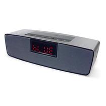 Caixa Som Soudlink Bluetooth Mp3 Usb Fm P2 Aux Visor Lcd E85