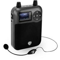 Amplificador De Voz Vox 600 Microfone E Caixa Para Professor