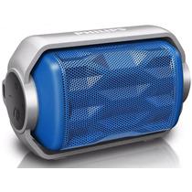 Caixa De Som A Prova Dagua Bluetooth Philips Alto Falante