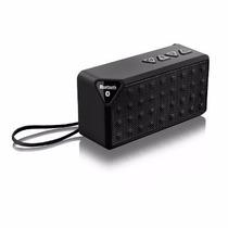 Caixa De Som Bluetooth 8w - Preto - Sp174 Multilaser