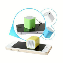 Mini Caixa De Som Smart Box Bluetooth Samsung Iphone Tablet