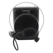 Microfone Amplificado Speak Load 20w Kit Professor