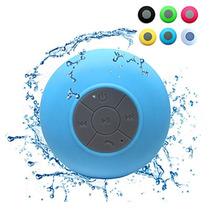 Mini Caixinha Prova De Água Ventosa Som Bluetooth Portátil