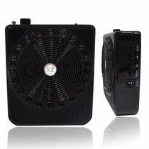 Amplificador Megafone Microfone Kit Completo P/ Professor