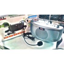 Kit Professor/amplificador Portatil De Cintura Jwl - Usa-66a