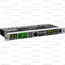 Processador Pro Dcx2496 Behringer Só No Territorio Dos Djs