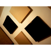 Painel De Tratamento Acústico 62x62x7cm - Alta Densidade