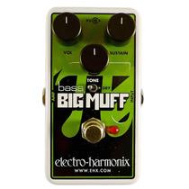 Pedal Para Baixo Electro-harmonix Nano Bass Big Muff