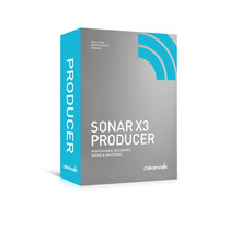 Cakewalk Sonar X3 Producer + Melodyne + Waves Complete V9