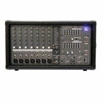 Mixer Amplificado Phonic Powerpod 740 Pt1 440w 4 Mic/line 3