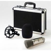 B2pro Microfone Condensador Profissional Behringer B2 Pro