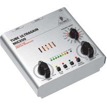Mic200 Pre Amplificador Behringer Valvulado Mic 200 Mic-200