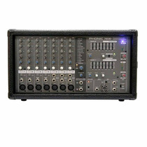 Mixer Amplificado Phonic Powerpod 740 Pt1 440w 4 Mic/line 3