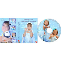 Capas Personalizadas Para Cds E Dvds(frete Grátis)