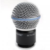 Cápsula Shure Beta58a P/microfone Sem Fio Frete Gratis