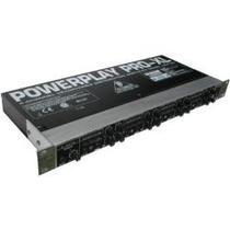 Ha4700 - Amplificador P/4 Fones Behringer-power Play Pro Xl