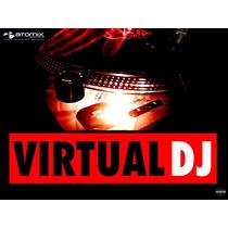 Virtual Dj 8 Pro Completo Só Aqui! Infinity + Skins