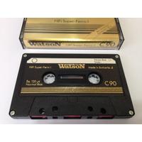 Fita Cassete Virgem Watson C90
