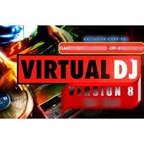 Virtual Dj 8.1 Pro Infinity Completo 2015 - Fret E Grátis
