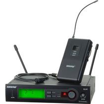 Sistema Sem Fio Shure Uhf Instrumento Slx - Slx14 E Headset
