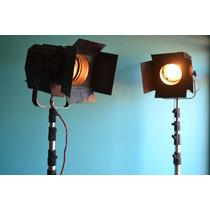 Locação Iluminação Profissional Cinema Teatro Tv Foto Etc...