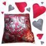 2 Kg De Papel Picado - Forma De Coração Vermelho - Sky Paper