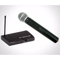 Microfone Sem Fio Tsi Ms 115 Uhf++oferta++real++som