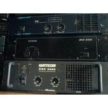 Amplificador Dbk3000 Dbs3000
