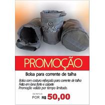 Bolsa, Bag Para Corrente De Talha, Estrutura, Box Truss