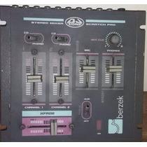Mixer Stereo Djzone - Scratchpro Berzek Pouco Uso 4 Canais
