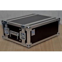 Hard Case Rack 4u Para Equipamentos Periféricos Padrão 19